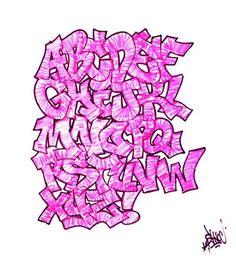 2011 Graffiti Alphabet : Letters A Z Album Collection Graffiti Art, Images Graffiti, Graffiti Tagging, Graffiti Drawing, Graffiti Styles, Graffiti Lettering Alphabet, Doodle Lettering, Doodle Fonts, Street Art Graffiti