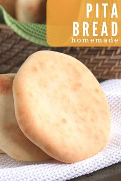 Simple pita bread is a treat to make at home. This reliable recipe from King Arthur Flour takes the mystery out of the process. Baking Tips, Bread Baking, Homemade Pita Bread, Bread Recipes, Cooking Recipes, Recipe Share, King Arthur Flour, Sweet Bread, Kitchen Hacks