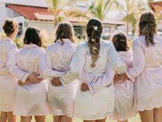 Bridesmaid Robes Bridal Robe Set of Bridesmaids Robes Bridal Party Robes, Bridal Shower Gifts, Bridesmaid Robes, Bridesmaids, Bridesmaid Proposal, Bridezilla, Maid Of Honor, Wedding Dresses, Hearts