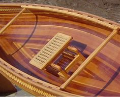 005 Solo Seat in Merlin Canoeing, Kayaking, Canoe Seats, Wood Canoe, Wood Boat Plans, Wood Boats, Canoe And Kayak, Merlin, Paddle