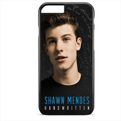Handwritten Shawn Mendes TATUM-5026 Apple Phonecase Cover For Iphone SE Case