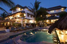 Hoteles Boutique de México, Casa de Mita