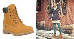 Timberland - Magasin à Nantes - Venez découvrir en boutique les nouvelles boots Timberland compensées pour Femme ! Les essayer c'est les adopter !