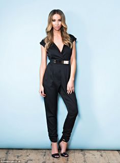 The Only Way Is Fashion Jumpsuit,