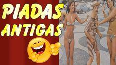 PIADAS ANTIGAS - As Melhores Piadas Antigas - Top 10 - SOM ESTÉREO DIGITAL