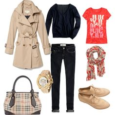 Airport Confort Style, created by patricia-teixeira on Polyvore