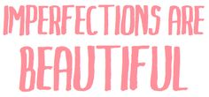 For the Perfectionist: IN A PINK LIFE
