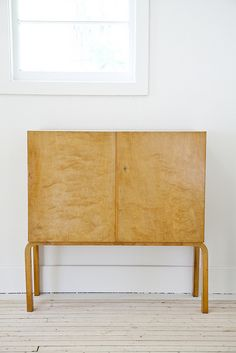 1940s cocktail cabinet by Alvar Aalto - Kitka