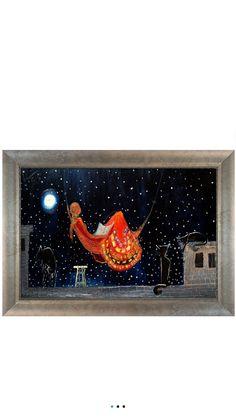 "Justyan Kopania - ""Night (Moon Over The City)"""