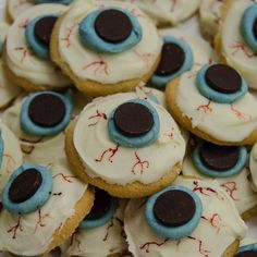 Eye-Popping Cookies, DIY Ghoulish Goodies and Terrifying Treats