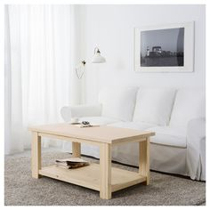 IKEA - REKARNE Coffee table pine