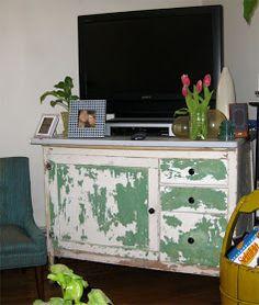 decorology: Great furniture repurposing ideas!