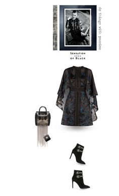 """She is the prettiest when she talks about something she loves with passion in her eyes"" by blonde-bedu ❤ liked on Polyvore featuring Elie Saab, Pierre Balmain, AMOUAGE, Vision, Loloi Rugs, women's clothing, women, female, woman and misses"