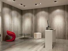 Fliese für Innenbereich / Wand / Feinsteinzeug / Metall-Ausführung MM_FOLIOS GRIGIO Eiffelgres