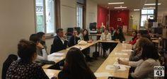 Le député Jean-Pierre Vigier rencontre les lycéens de Saint Jacques de Compostelle