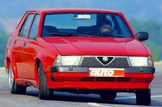 Auto Story - Alfa Romeo 75 6V 3.0 America - Il cuore del Biscione - La prova del 1987 http://www.auto.it/2014/03/11/alfa-romeo-75-6v-3-0-america/19797/
