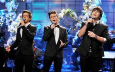 Il Volo   Saw them in concert last night! No words to describe how beautiful it was! <3