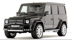 Brabus - Cars for Sale - Mercedes-Benz G55 BRABUS WIDESTAR