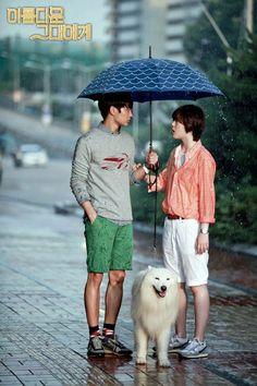 To The Beautiful You - Choi Minho & Choi Jinri <3