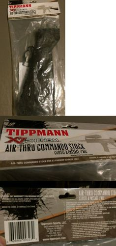 Other Marker Parts and Accs 36285: Tippmann X7 Phenom Commando Air Through Stock New Paintball Remote -> BUY IT NOW ONLY: $50 on eBay!