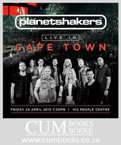 A night of passionate and inspirational praise and worship.  #planetshakers