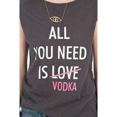 We should all wear these in honor of National Vodka Day on Friday. National Vodka Day, Liquor List, Party Quotes, Getting Drunk, Best Part Of Me, Funny Quotes, Alcohol, How Are You Feeling, My Style
