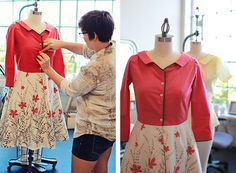 Coletterie  |  Sewing tips, ideas, and peeks into the Colette Patterns studio