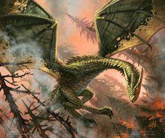 Rhaegal - A Hidden Agenda by christopherburdett