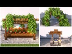 Villa Minecraft, Minecraft Hack, Chalet Minecraft, Architecture Minecraft, Minecraft Structures, Minecraft Cottage, Minecraft Interior Design, Minecraft Medieval, Cute Minecraft Houses