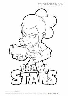 Brawl stars: лучшие изображения (23) в 2019 г. | Игровые ...