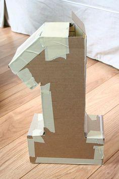 Numero con carton
