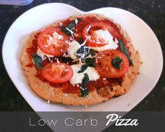 Cauliflower Crust Pizza ... if you haven't tried this yet, it is a must!!