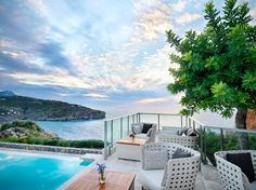 hoteles siete estrellas jumeirah port soller piscina