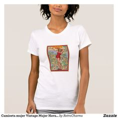 Tu Camiseta para mujer de cuello redondo de Alternative Apparelpersonalizada