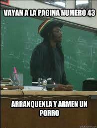 Ojalá tuviera un profesor así