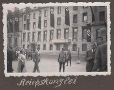 Berlin unterm Hakenkreuz, Sommer 1936: Ein Bild unseres Lesers Gerald Bost.