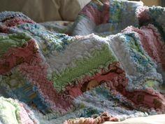 Baby Rag Quilt
