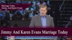 """Jimmy And Karen Evans Marriage Today - """" Overcoming Fear """" Part 1 Joyce Meyer, Praise The Lords, Evans, Marriage, Messages, Group, Youtube, Casamento, Texting"""