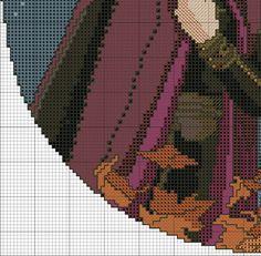 ELSA E ANNA - FROZEN 2 SCHEMA PUNTO CROCE Disney Cross Stitch Patterns, Cross Stitch Charts, C2c Crochet, Crochet Crafts, Frozen Cross Stitch, Anna Frozen, Princesas Disney, Flower Crafts, Elsa