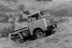 1957 Forward Control Jeep Front View