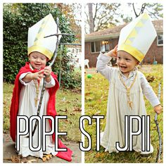 Another excellent year of Catholic Costumes y'all. I just love the variety…