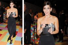 Lizzy Caplan agli Emmy Awards 2014