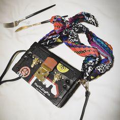 64aeb477e4 Women shoulder bag 2016 print box bag toothpick fashion lockbutton silk  scarf messenger bags
