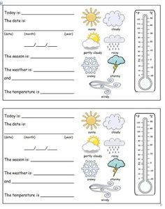 Weather Worksheet Kindergarten Awesome Second Grade Weather Worksheets Grade Science Weather Worksheets – Math Worksheets Multiplication. Weather Activities For Kids, Teaching Weather, Weather Vocabulary, Weather Science, Preschool Weather, Weather Crafts, Weather Unit, 2nd Grade Worksheets, School Worksheets