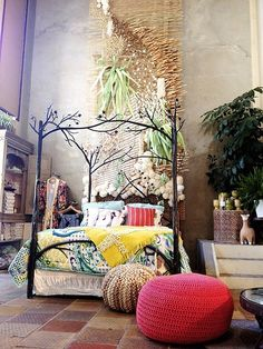 Inside Anthropologie Philly by AphroChic, via Flickr