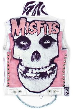 #darby #punk #misfits #leather http://www.dollskill.com/dolls/punk-rock-clothing.html