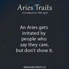 Actions speak louder than words. Aries And Pisces, Aries Love, Aries Astrology, Aries Quotes, Aries Horoscope, Zodiac Signs Aquarius, Zodiac Signs Horoscope, My Zodiac Sign, Fact Quotes