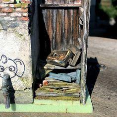 Vom Leben gezeichnet – von Marcel Ackle gebaut: Kleiner Schuppen (Part 65) - WIP