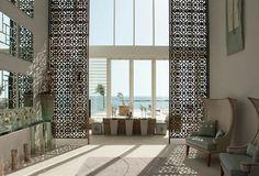 mashrabiya villa cladding - Google Search