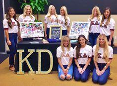 Kappa Delta UCF Spring Recruitment